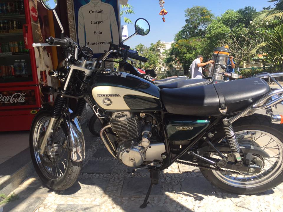 CB400ss HQCN sang ten toan Viet Nam xe zin 99 - 4