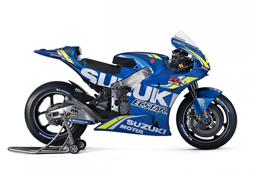 Chi tiet Suzuki GSXRR 2018 tham du mua giai motoGP - 4