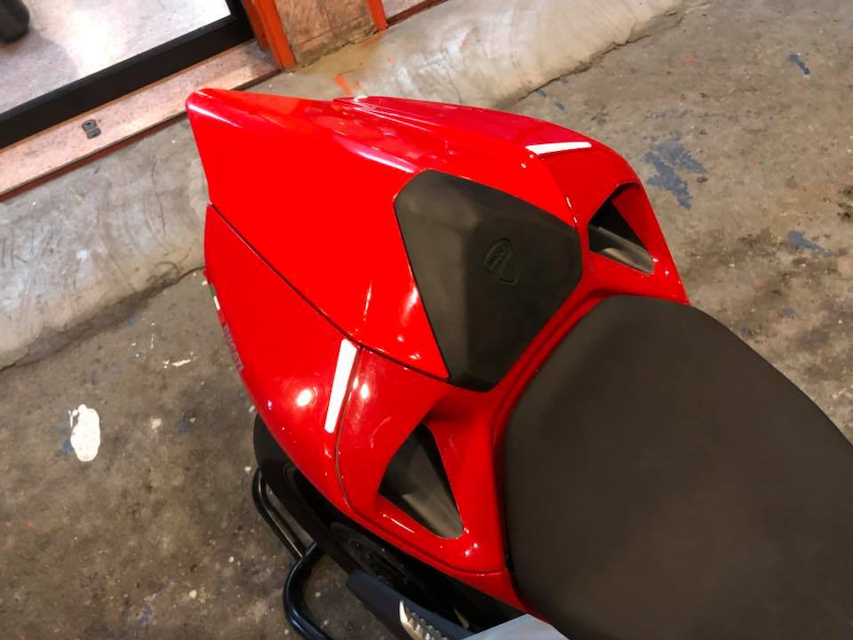 Ducati 899 Panigale ve dep kho cuong tu thiet ke hoan hao - 6