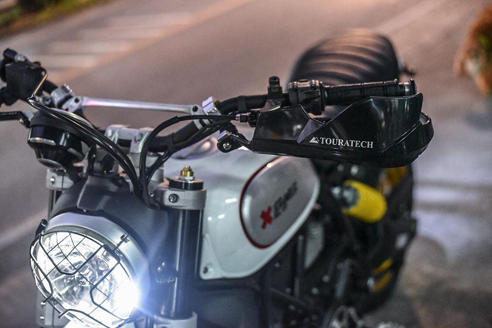 Ducati scrambler Desert sled ban nang cap day suc hut - 3