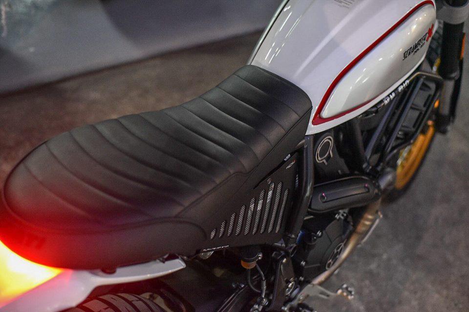 Ducati scrambler Desert sled ban nang cap day suc hut - 7