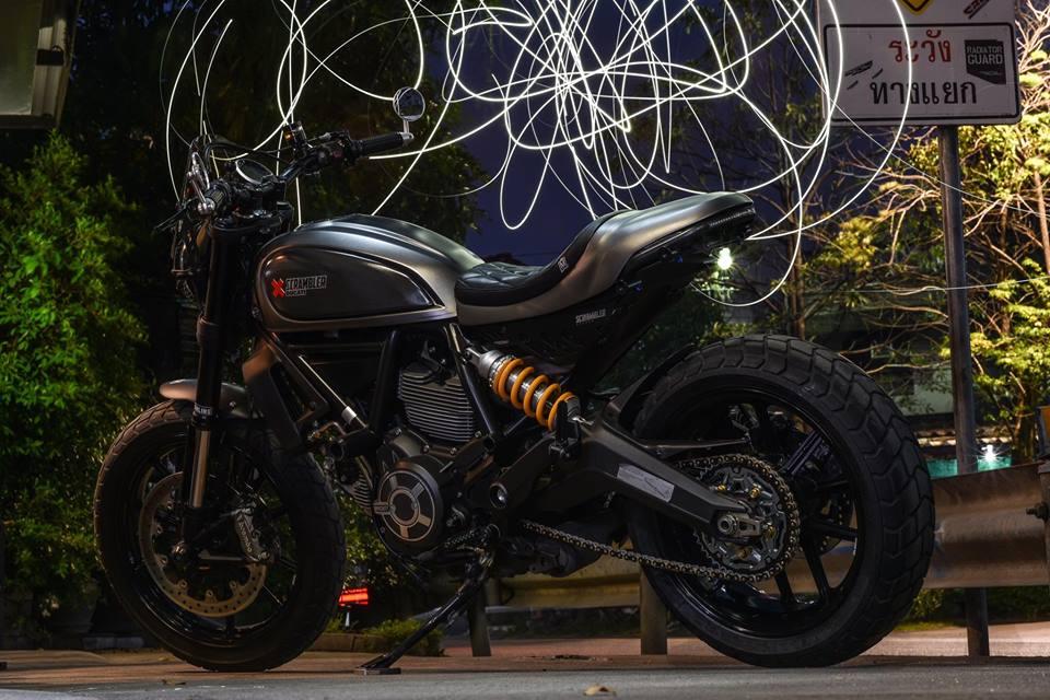Ducati scrambler ve dep hoan my buoc ra tu xuong do Mugello - 6