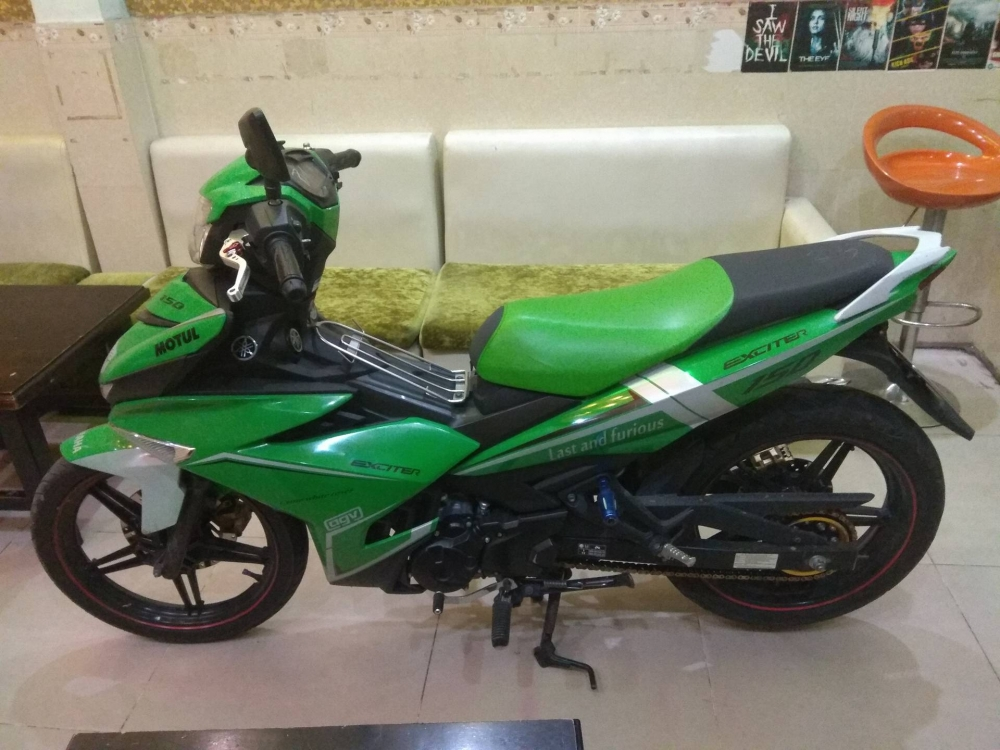 Exciter 150 2016 BS 67