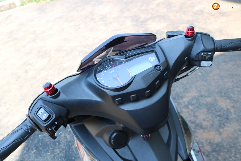 Exciter 150 do pha cach voi bo canh ca map ri set cuc chat - 5