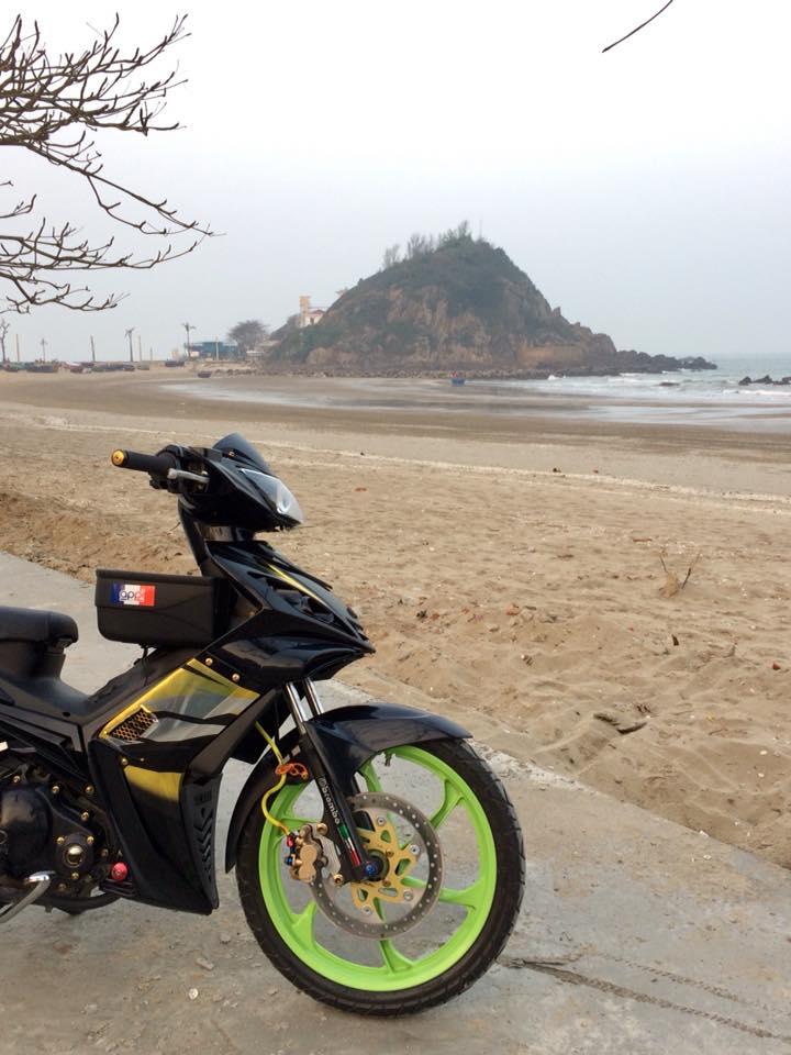 Exciter 2010 do don gian mang sac thai cuc ngau cua biker Nghe An - 5