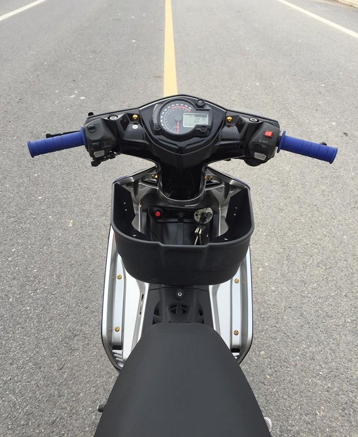 Exciter 2010 do khoe dang tren con duong cao toc cua biker Hai Phong - 5