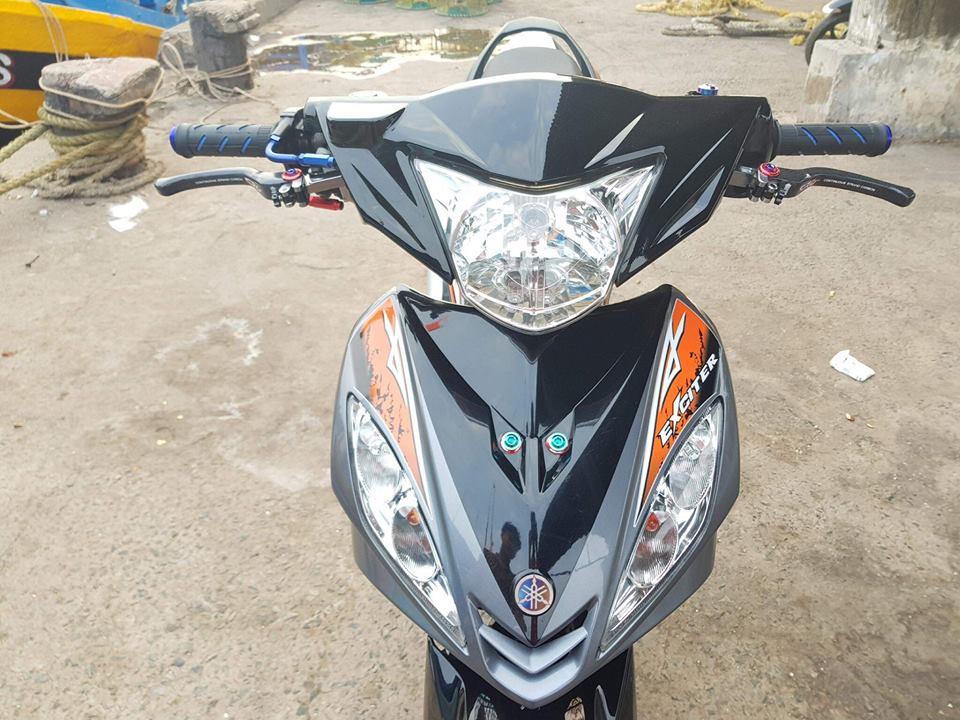Exciter 2010 do mang net dep day quyen ru cua biker Vung Tau - 3