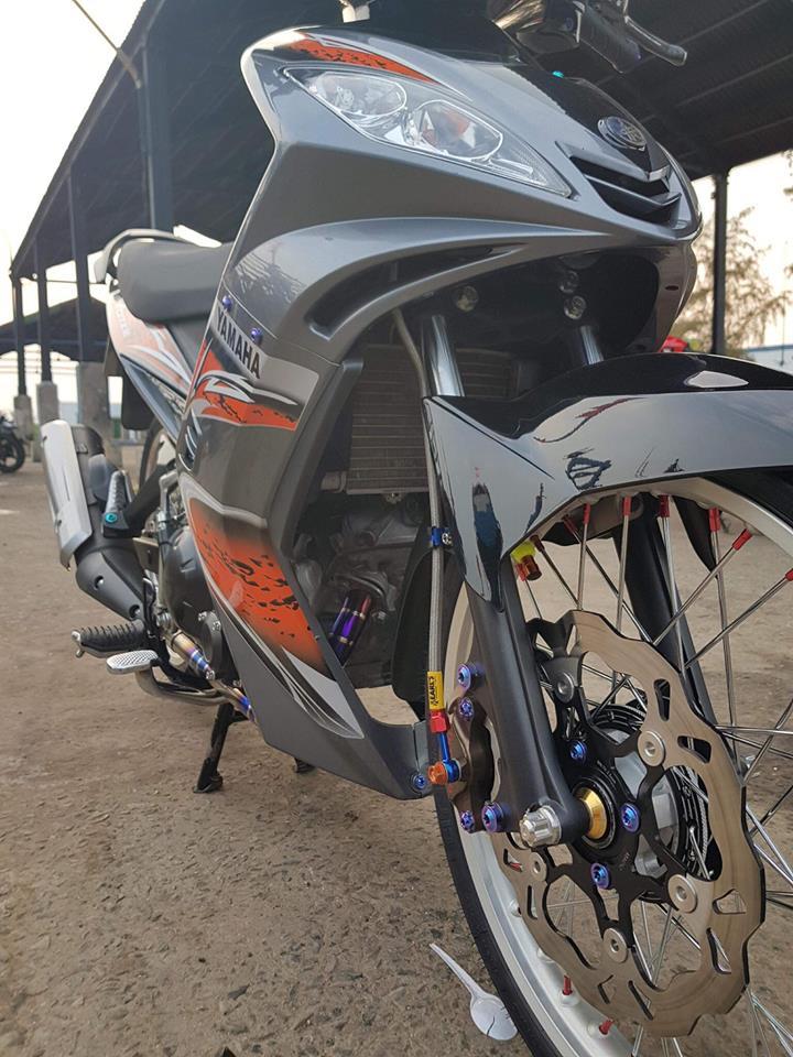 Exciter 2010 do mang net dep day quyen ru cua biker Vung Tau - 6