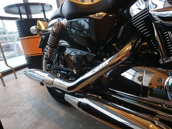 HarleyDavidson Sporter 1200 Custom gia danh cho mua Tet - 20