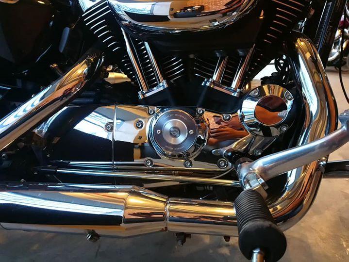 HarleyDavidson Sporter 1200 Custom gia danh cho mua Tet - 21
