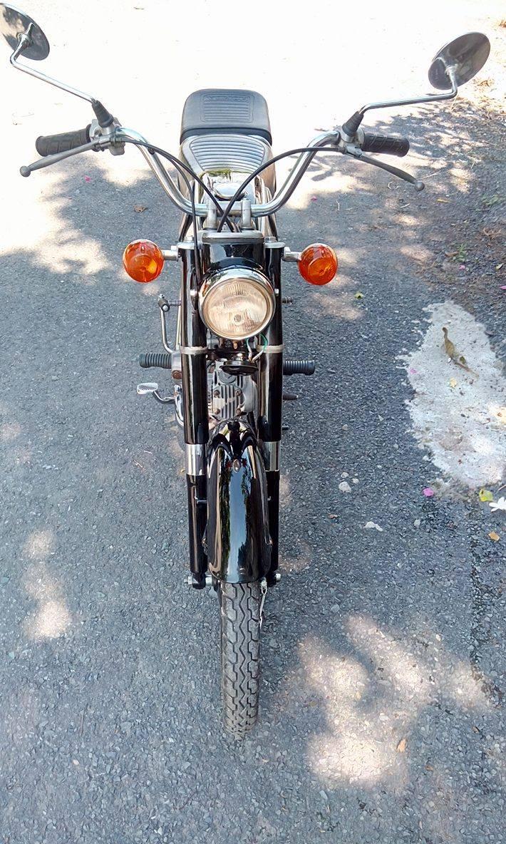 honda Cl50 1968 cho ae dam me - 4