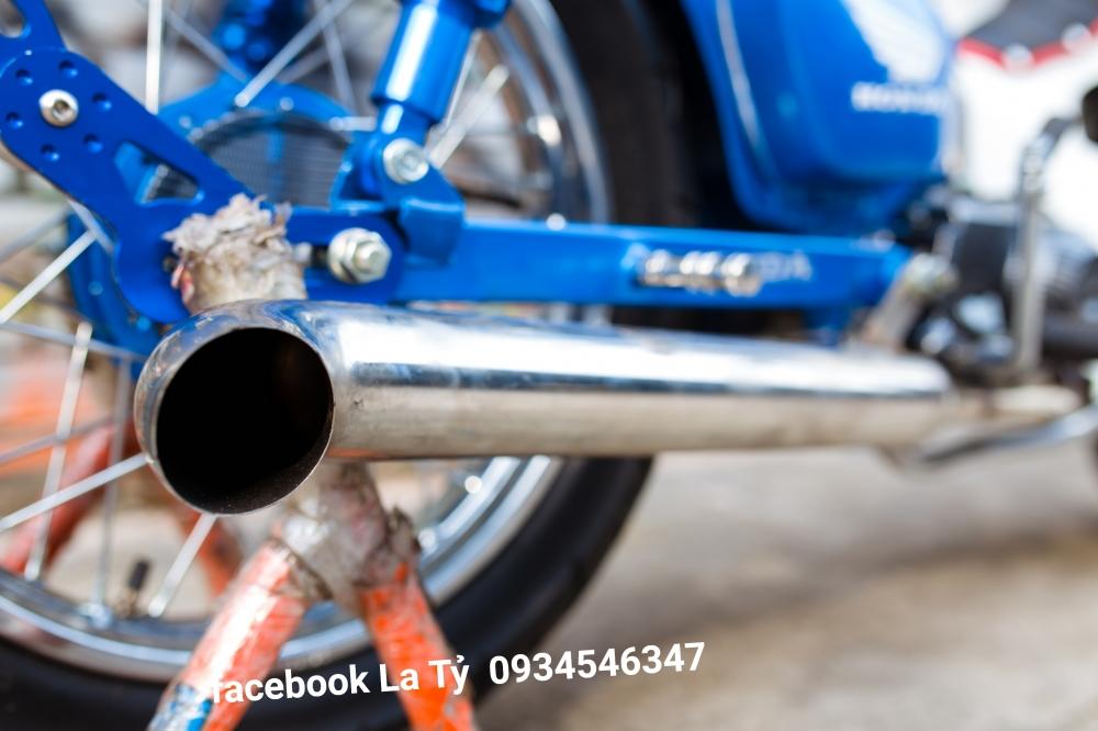 Honda Cub Do Tai Tphcm - 6