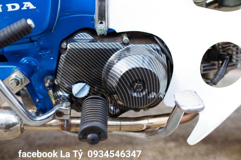 Honda Cub Do Tai Tphcm - 7