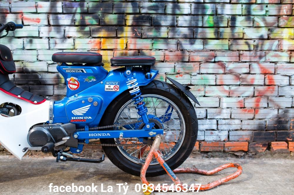 Honda Cub Do Tai Tphcm - 10