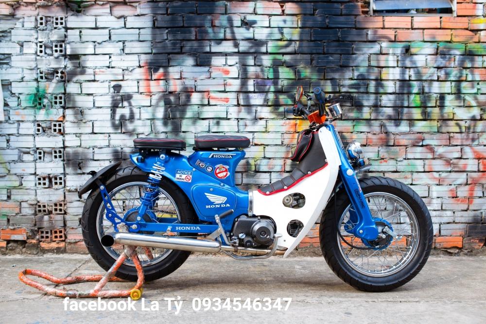 Honda Cub Do Tai Tphcm - 18