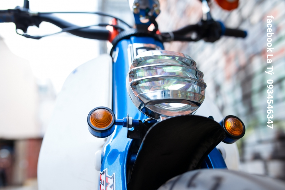 Honda Cub Do Tai Tphcm - 25