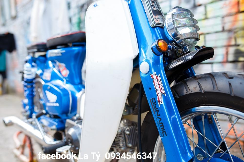 Honda Cub Do Tai Tphcm - 27