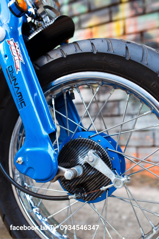 Honda Cub Do Tai Tphcm - 28
