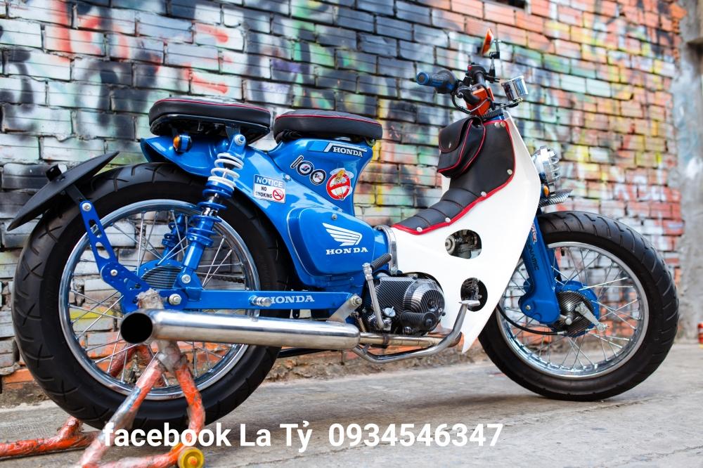Honda Cub Do Tai Tphcm - 29