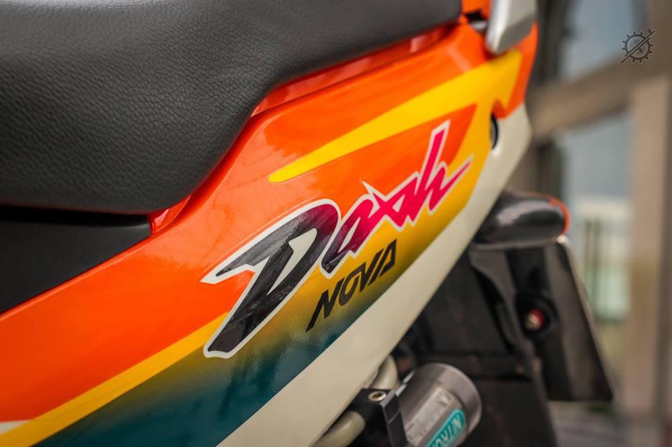 Honda Nova Dash Dua con cua gio cung loat do choi khung tu Biker mien tay - 10