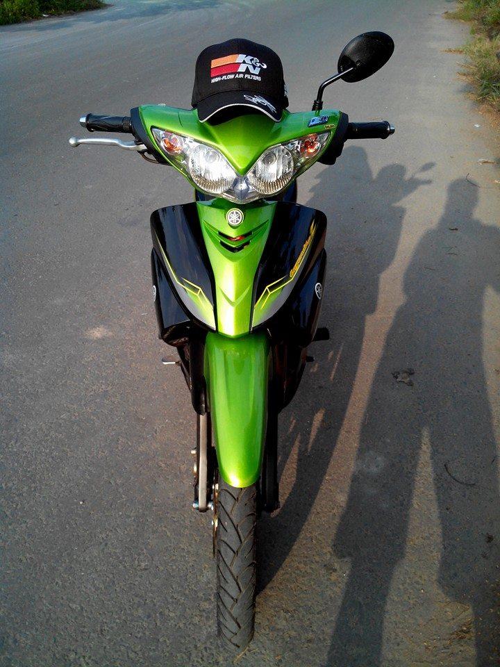 Cung hoai niem ve Jupiter do sieu dep cua Biker Dong Thap - 3