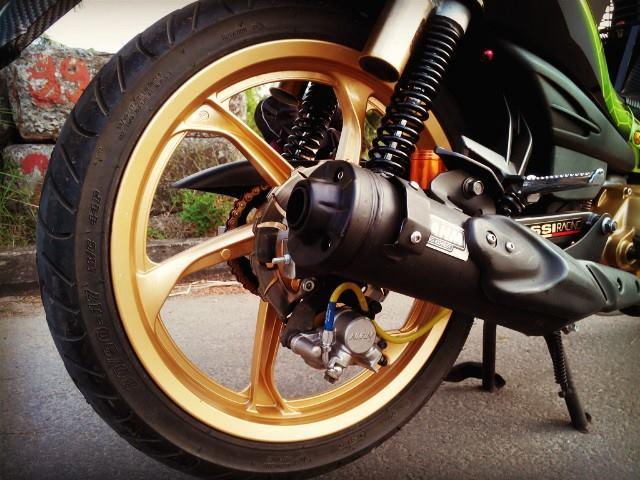 Cung hoai niem ve Jupiter do sieu dep cua Biker Dong Thap - 6