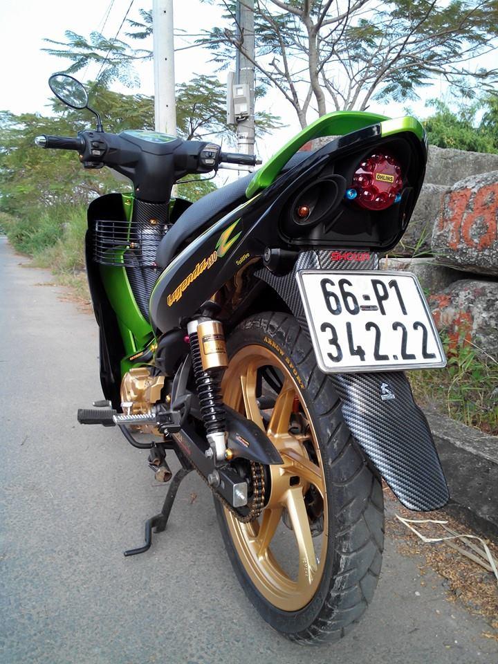 Cung hoai niem ve Jupiter do sieu dep cua Biker Dong Thap - 8