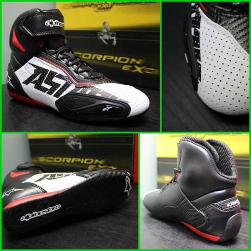 Motobox299 Giay Alpinestars Faster 2 - 4