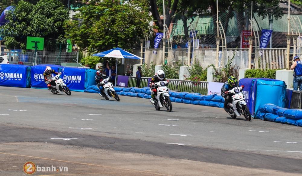 Nhin lai nhung diem noi bat cua giai dua xe Yamaha GP 2018 tai SVD Phu Tho - 8