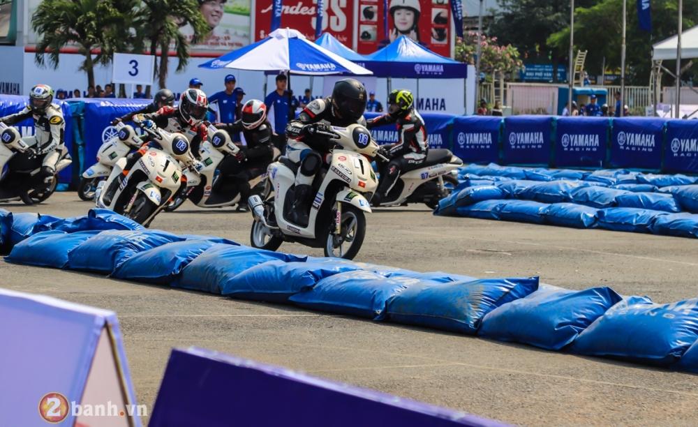 Nhin lai nhung diem noi bat cua giai dua xe Yamaha GP 2018 tai SVD Phu Tho - 15