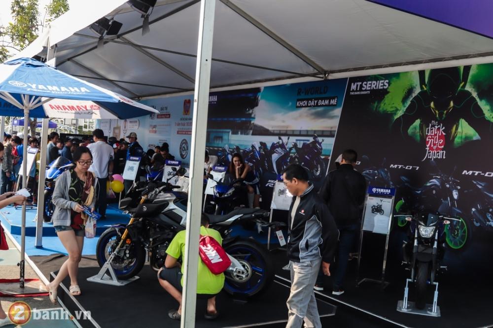 Nhin lai nhung diem noi bat cua giai dua xe Yamaha GP 2018 tai SVD Phu Tho - 27