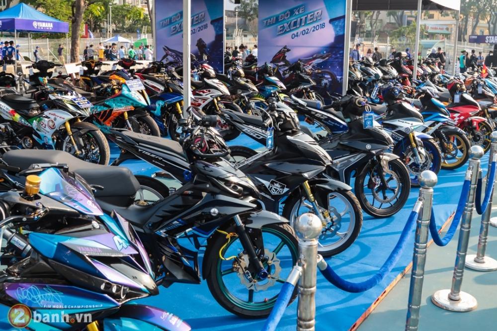 Nhin lai nhung diem noi bat cua giai dua xe Yamaha GP 2018 tai SVD Phu Tho - 29