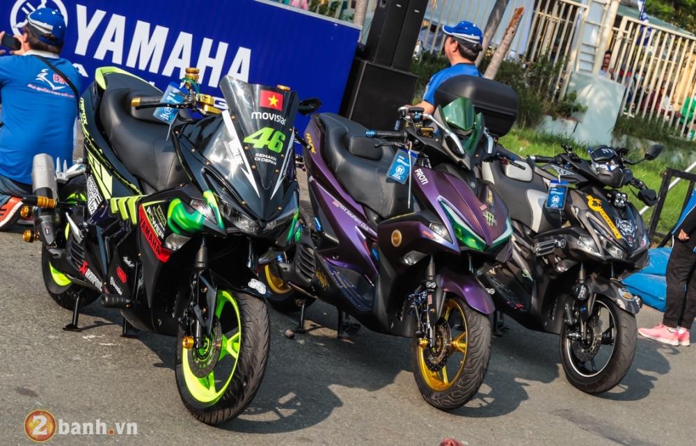 Nhin lai nhung diem noi bat cua giai dua xe Yamaha GP 2018 tai SVD Phu Tho - 34
