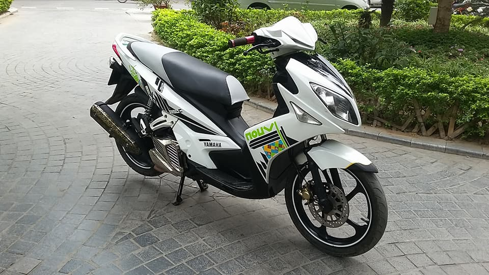 Novo lx 135 chinh hang Yamaha bien ha noi - 2