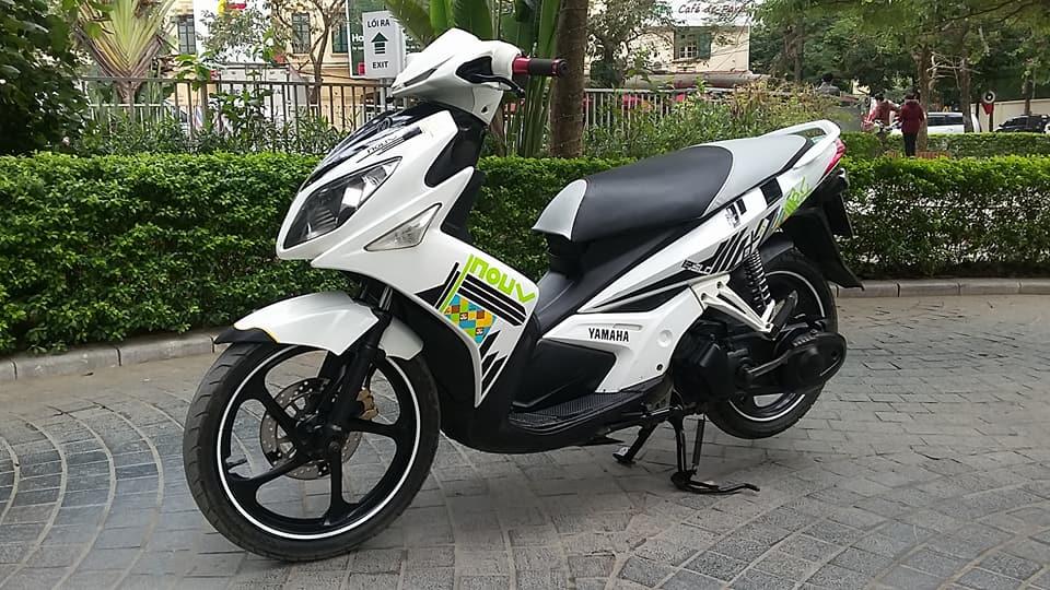 Novo lx 135 chinh hang Yamaha bien ha noi