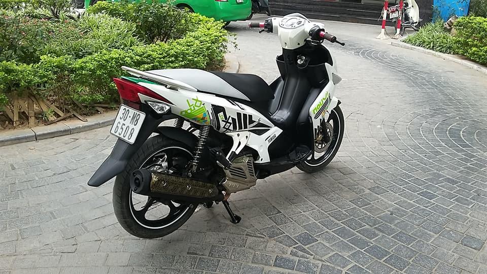Novo lx 135 chinh hang Yamaha bien ha noi - 3