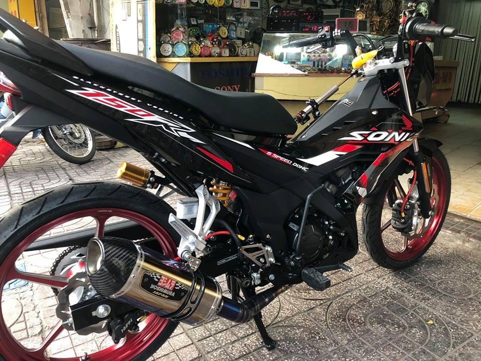 Sonic 150r do than thai cua mot ong vua toc do don kieng - 6