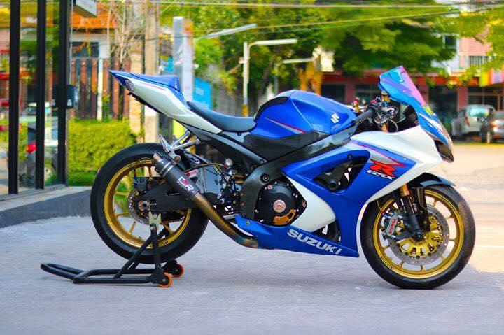 Suzuki GSXR1000 ve dep day suc hut tu ban do full option - 10