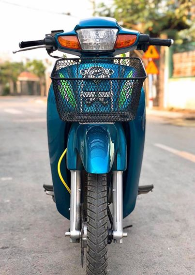 Wave Zx do up full phong cach 110 tuyet dep - 3