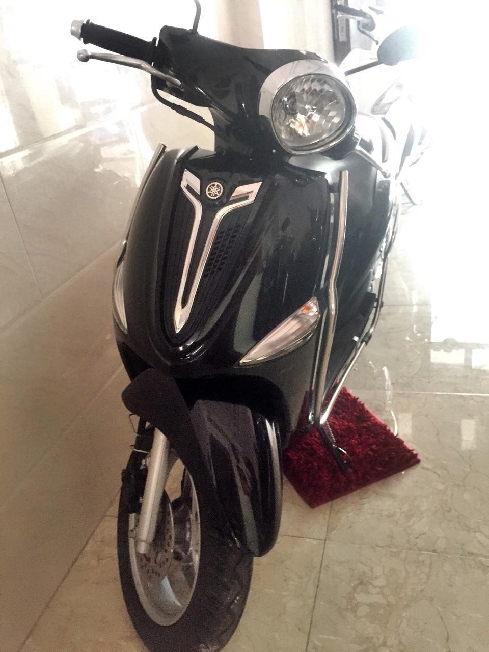 Yamaha Nozza xe Bien so VIP doi cuoi nu chay - 4