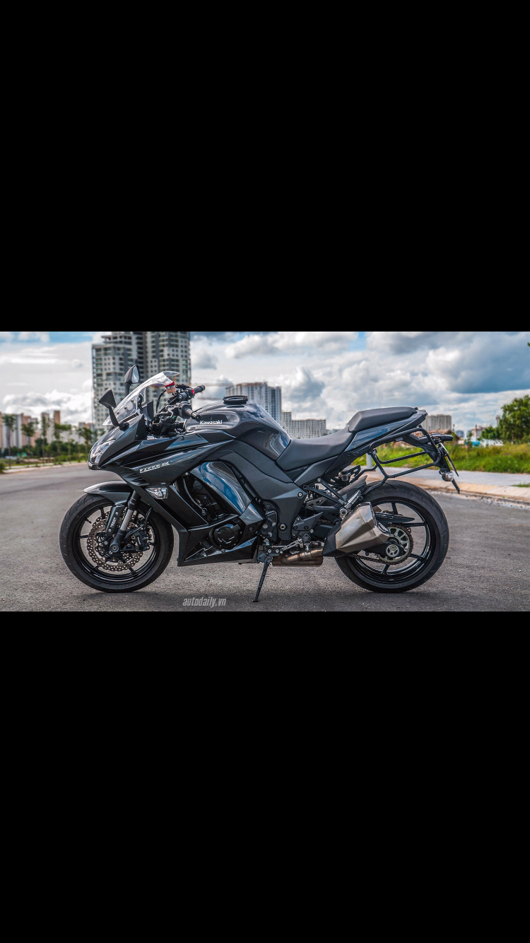 Z1000sx ABS 2015 Chau Au sport touring Full power KTRC 3mode BSTP zin keng vua lot keo trong - 19