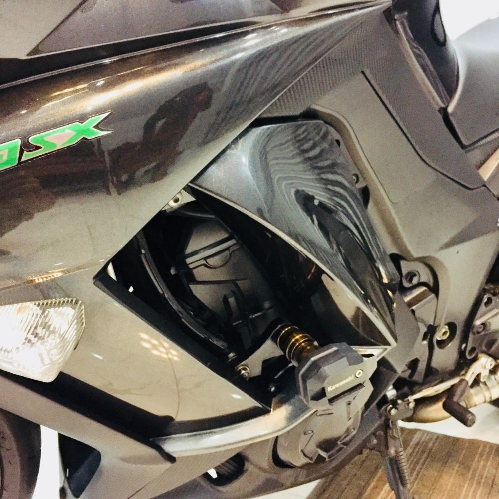 Z1000sx ABS 2015 Chau Au sport touring Full power KTRC 3mode BSTP zin keng vua lot keo trong - 20