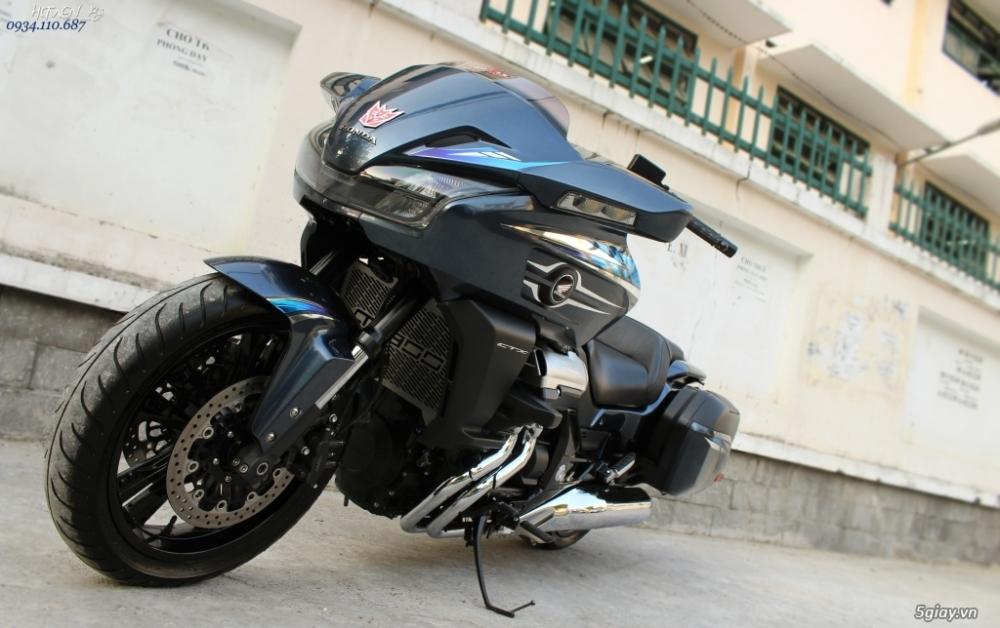 ___ Can Ban ___HONDA CTX 1300cc Bagger ABS 2016___ - 2