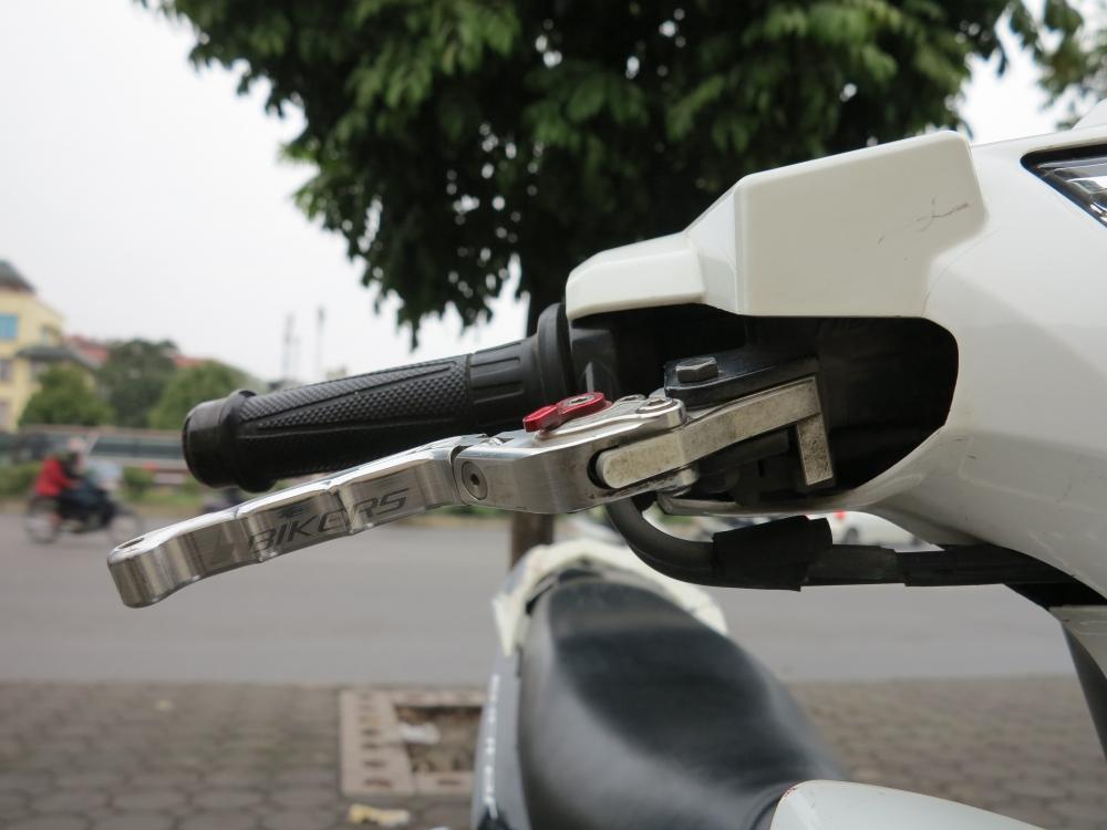 Ban Exciter 135cc con tay may khoe boc xe dep 245 trieu dong - 2