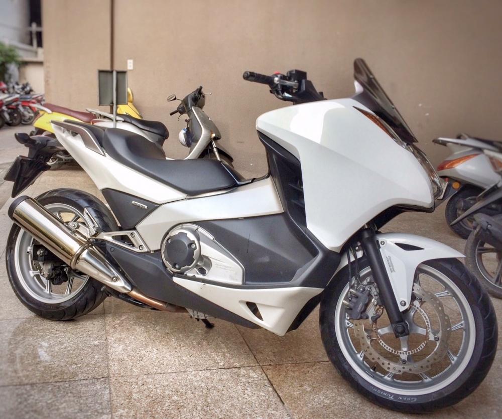 Ban sieu tay ga HONDA Intergra 750cc 20132014 chay 3000km - 4
