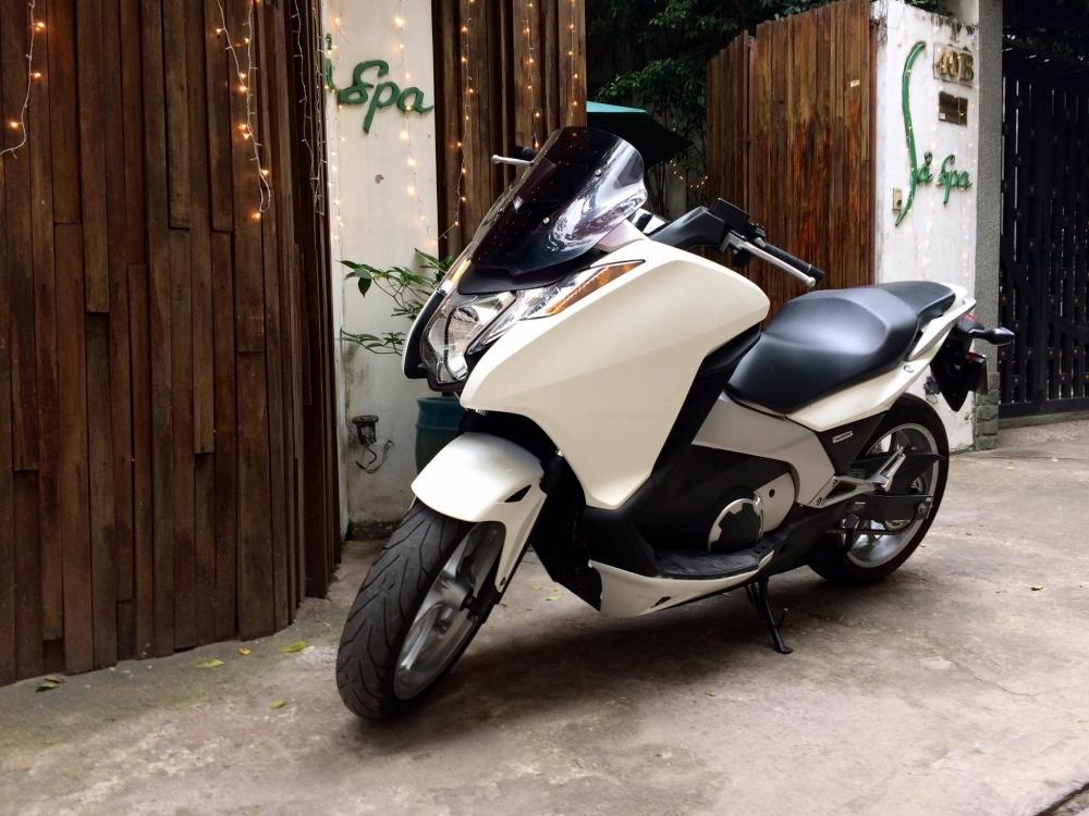 Ban sieu tay ga HONDA Intergra 750cc 20132014 chay 3000km - 2