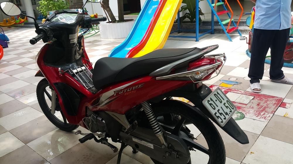 Ban xe FUTURE FI 125cc Zin 100 chinh chu ban - 5