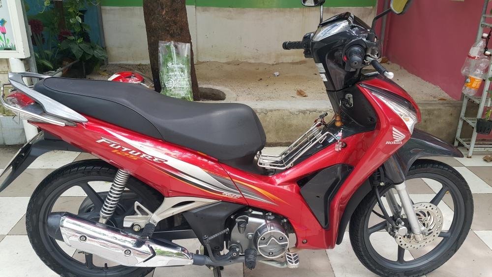 Ban xe FUTURE FI 125cc Zin 100 chinh chu ban - 7