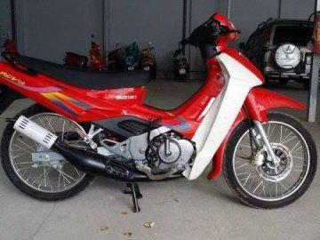 BAN XE SUZUKI RGV 120 NHAP KHAU DOI 19981999