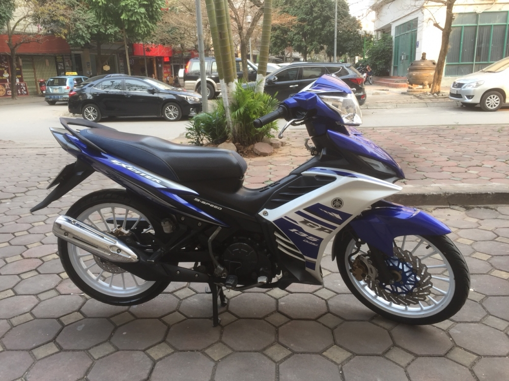 Ban xe Yamaha Exciter 135GP may nguyen ban 2013 cuc chat - 6